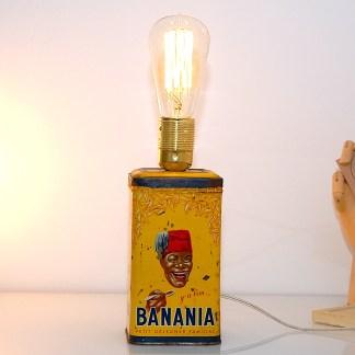 Lampe LAMPDA Banania