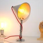Lampe LAMPDA Chinois aluminium
