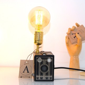 Lampe LAMPDA AP Kodak Art Déco