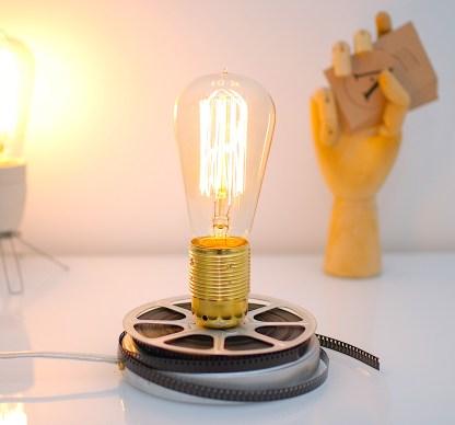 Lampe LAMPDA Bobine S rayons