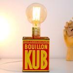 Lampe LAMPDA KUB M