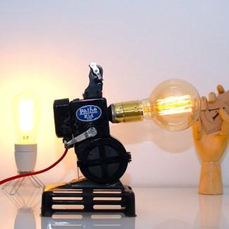 Lampe LAMPDA projecteur Pathé