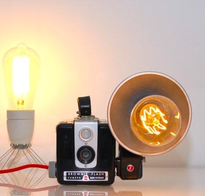 Lampe LAMPDA Kodak Flash