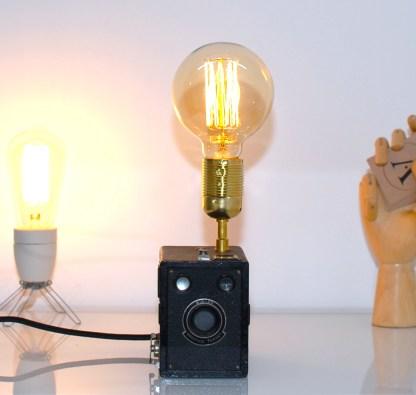 Lampe LAMPDA Kodak Brownie Target