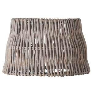 Lampenkap Sanne - bruin - 25x20x16 cm - Leen Bakker