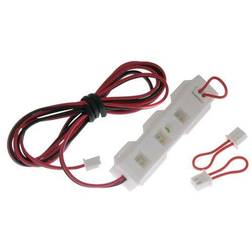 Lamponline LED 4 weg verlengsnoer