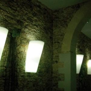 SerraLunga Pot Au Mur Verlicht