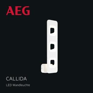 AEG LED Wandleuchte