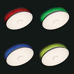 AEG Lampe mit Lautsprecher RGB