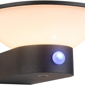 AEG SENSOR LED Solarlampe IP54