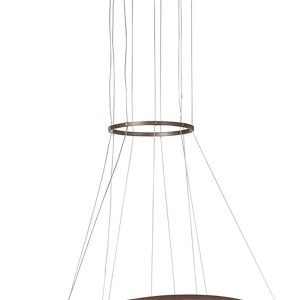Brilliant Shirley LED Pendelleuchte dimmbar stufenlos höhenverstellbar