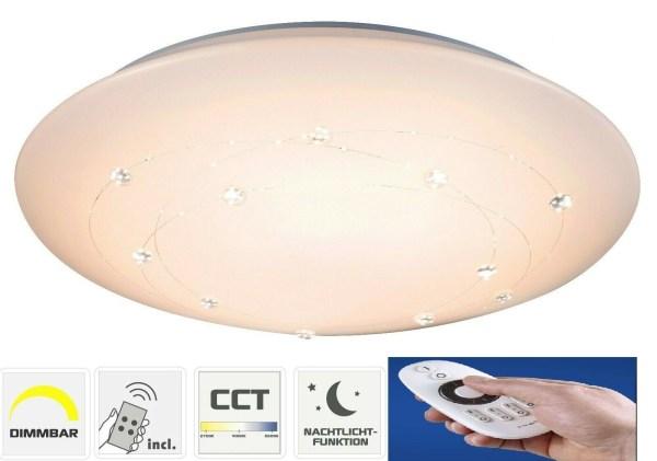 JUPITER Lampe - dimmbar LED Deckenlampe | Nachtlicht