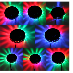 LED UFO Lamp Sunflower