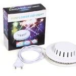 LED UFO Lights  Sunflower 48 RGB