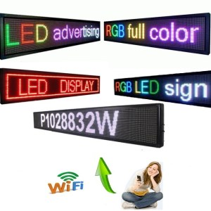 LED Laufschrift APP