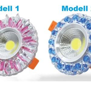 Einbaustrahler LED