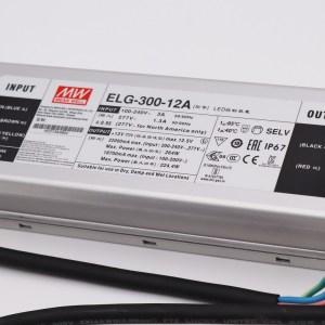 Trafo 12V - LED ELG 300 12A IP67 Transformator | Discount