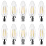 E14 LED Birne – 10x Kerzen C35 | Discount Lampen