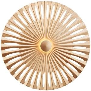 Wandlampen innen Gold