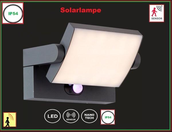 AEG Solarlampe