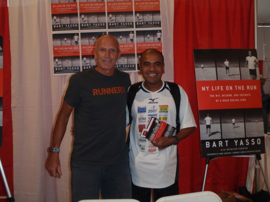 San Francisco 2008 with Bart Yasso
