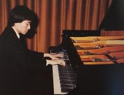 Singapore-born pianist Seow Yit Kin.