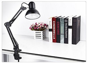 Clamp-on adjustable Lamp Review