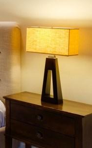 rectangle lamp shade