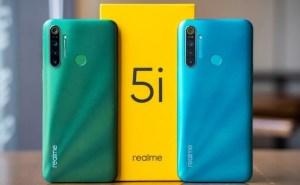 Spesifikasi Realme 5i, Smartphone Terbaik di Segala Kondisi