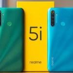 Spesifikasi Realme 5i