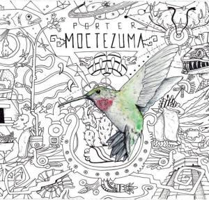 Portada de disco Moctezuma / Porter.
