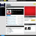 The Cure sur MySpace