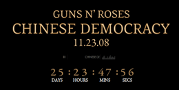 GNR - Chinese Democracy Countdown.png