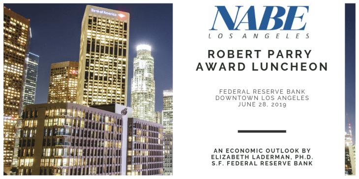 Robert Parry Award Luncheon - 2019