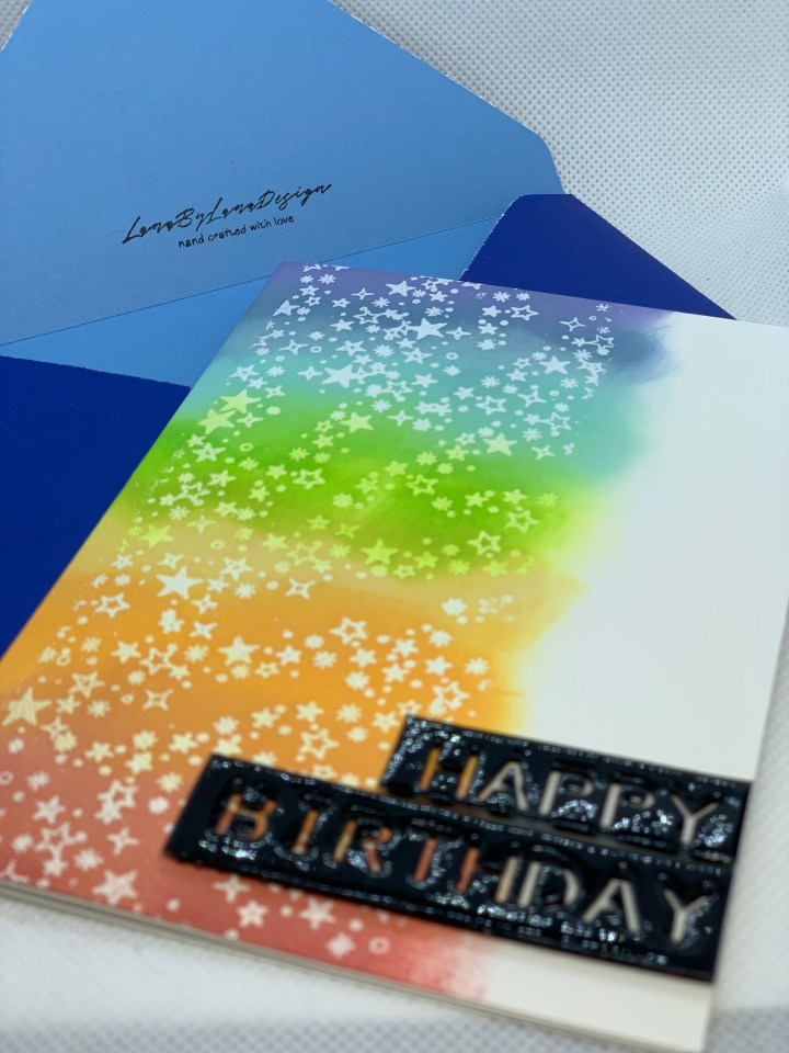 birthday and celebration greeting cards