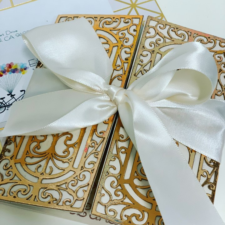 handmade custom unique intricate greeting cards and invitations