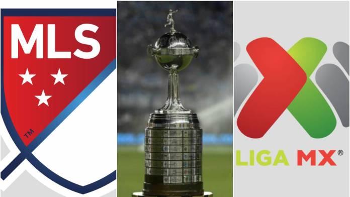 MLS y Liga MX jugarían Libertadores a partir de 2020