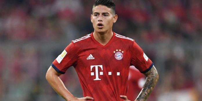 James habría pedido a su representante gestionar su regreso al Real Madrid