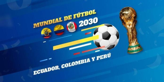Colombia se postulará como sede del Mundial 2030 con Perú y Ecuador