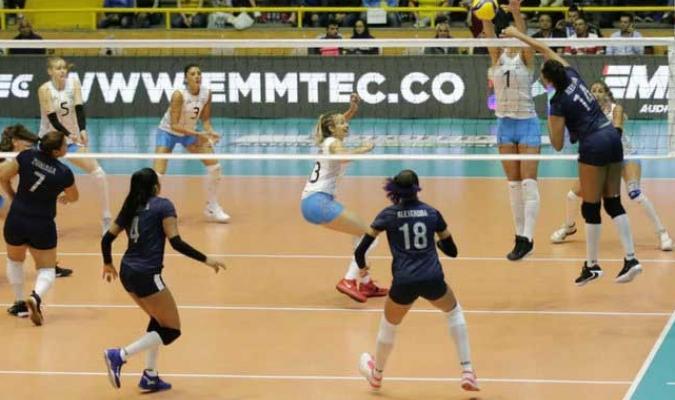 Venezuela se queda sin chances en Preolímpico de voleibol al caer ante Argentina