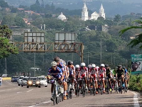 Mañana comienza a rodar la edición 55 de la Vuelta al Táchira en Bicicleta (Foto/Jorge Castellanos)