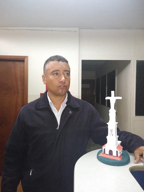 El alcalde Rogelio Ontiveros formuló un llamado a la población de Capacho para organizar la gran fiesta de recibimiento a la VII etapa de la Vuelta al Táchira.