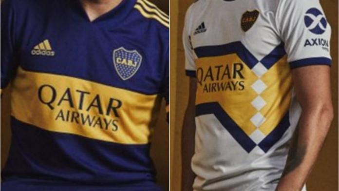 Todos andan locos por las camisetas: Así vestirá Boca Juniors para la temporada 2020