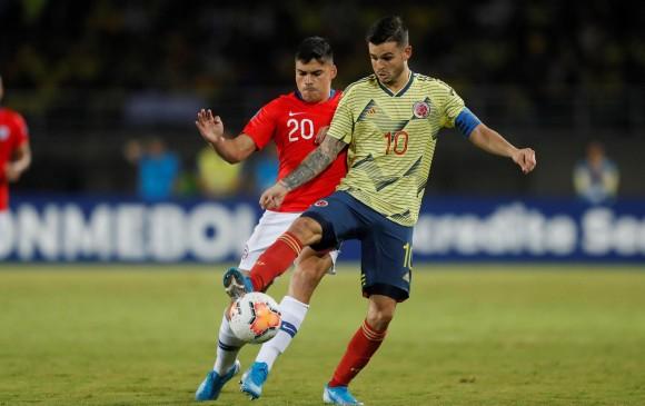 Colombia empató con Chile y clasificó a la ronda final del Preolímpico