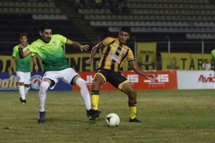 Zamora FC sorprendió al Deportivo Táchira en Pueblo Nuevo