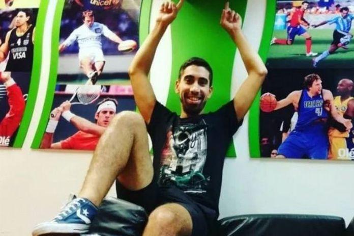 Murió ahogado joven periodista del diario deportivo Olé en Brasil
