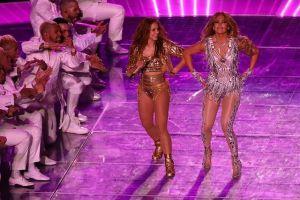 Shakira y Jlo: Así fue el show del medio tiempo del Super Bowl