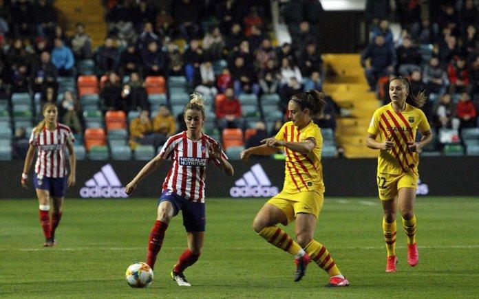 Atlético de Madrid de Deyna eliminado de la Supercopa de España