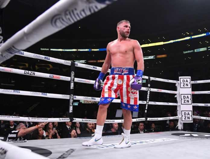 Le suspenden la licencia de boxeo: Saunders se disculpa por explicar cómo golpear a las mujeres