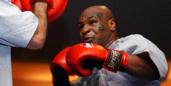 Mike Tyson rechaza millonaria oferta por pelear sin guantes